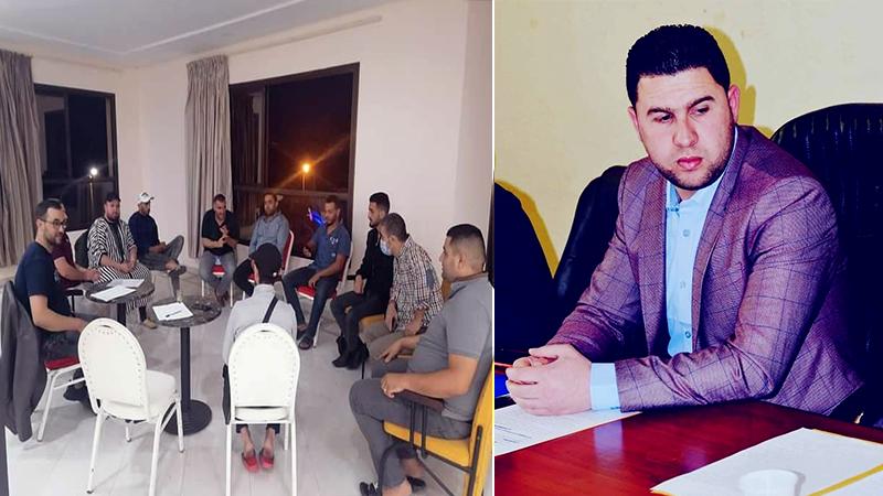 انتخاب منتصر لخشين رئيسا جديدا لنادي أيث سعيذ لكرة القدم