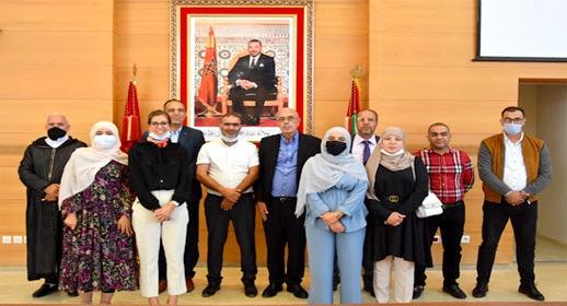 انتخاب مصطفى بن شعيب رئيسا للمجلس الإقليمي للدريوش وحضور وازن للنساء بالمكتب المسير