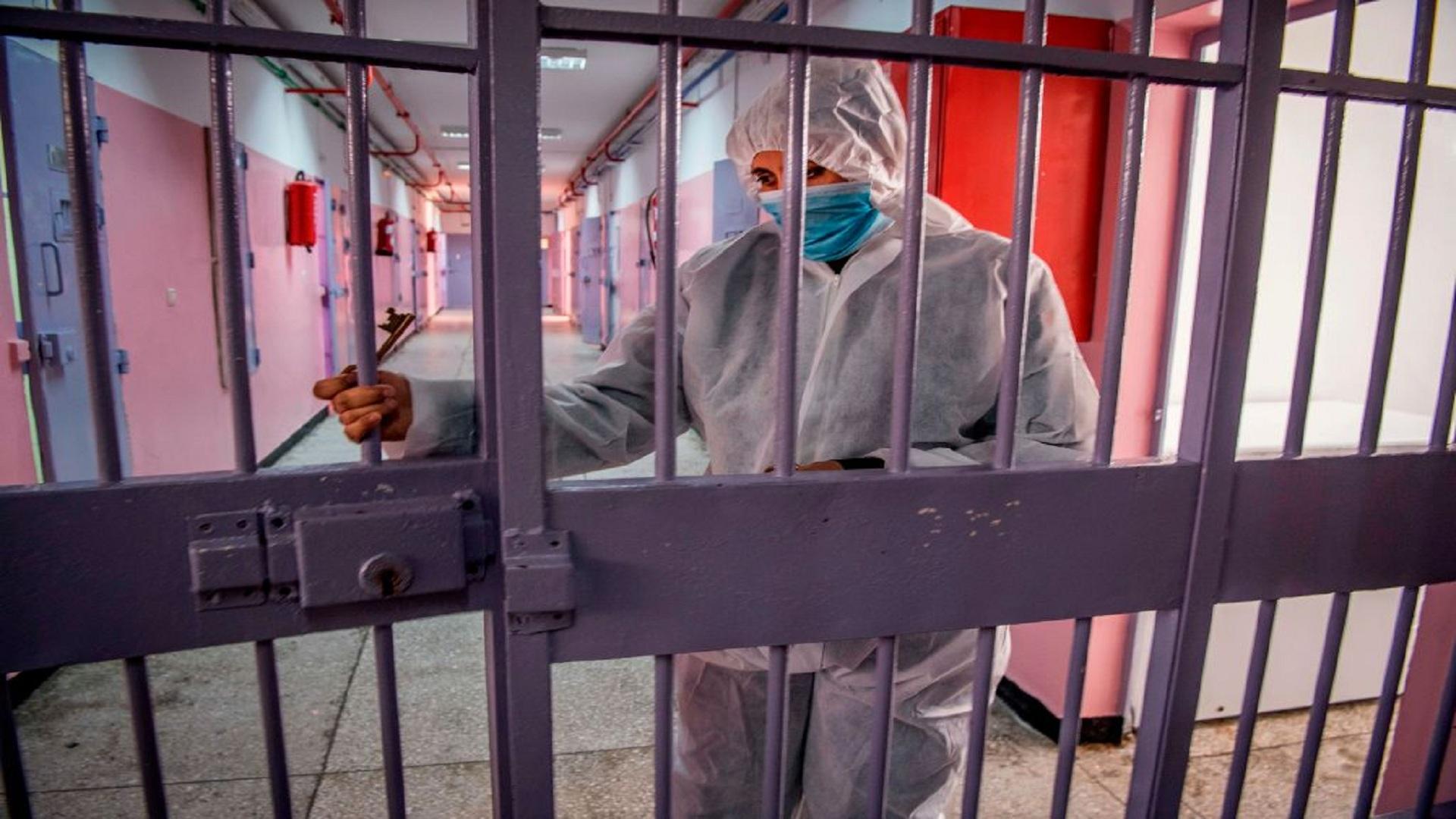 عملية تلقيح نزلاء السجون تشرف على نهايتها