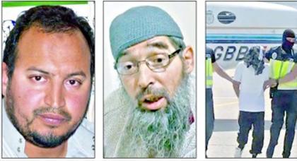 """هؤلاء هم ريفيو مليلية الذين يعتبرون من أخطر """"الجهاديين"""" بسجون إسبانيا"""