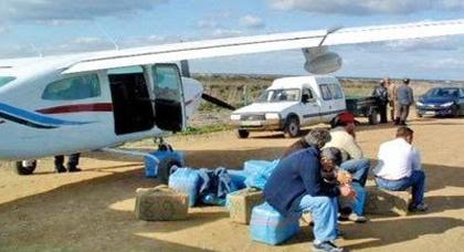 تهريب الحشيش من الريف.. طائرات خفيفة وزودياكات وسيارات خاصة