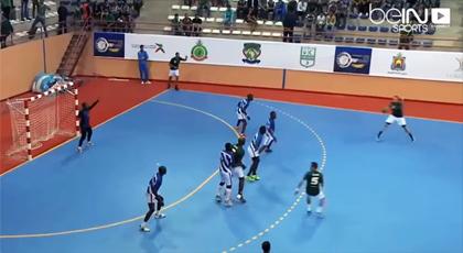 بطولة أفريقيا لكرة اليد بالناظور في عيون الفضائيات الشهيرة عالميا