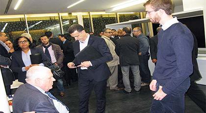 شبكة الأورو-المغربية للأعمال تعقد ندوة بفرنسا بحضور قادة أعمال ريفيون