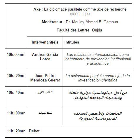 لأول مرة.. جامعة محمد الأول بوجدة تنظم ندوة دولية حول الصحراء وهذا هو البرنامج