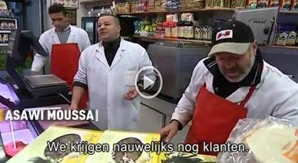 حالة التأهب الأمني تسبب في ركود وشلل تجاري شبه تام لدى المغاربة وضمنهم ناظوريون ببروكسيل