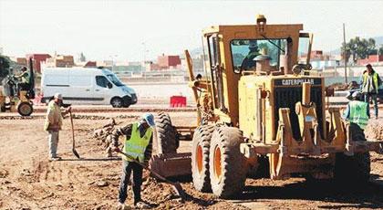 مارتشيكا تشرع في أشغال إعادة بناء قنطرة وادي بوسردون وهذه تكلفة المشروع ومدة إنجازه