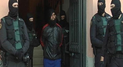 اسبانيا توقف داعيشي كان له إتصال بمتطرفين بالناظور والنواحي
