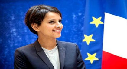 الريفية نجاة بلقاسم.. من راعية للماعز إلى أول وزيرة للتعليم في فرنسا