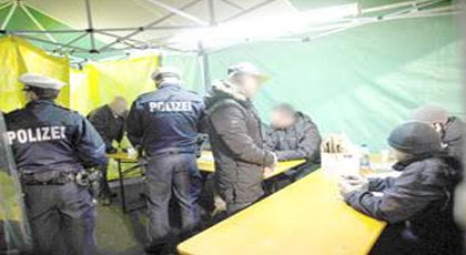 ألمانيا ترغب في وضع المهاجرين المغاربة الذين رفضت طلبات لجوئهم داخل مراكز محددة
