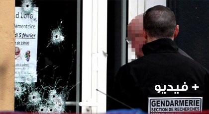 عودة العنف مرة أخرى الى كورسيكا.. إطلاق 56 رصاصة من سلاح ناري على متجر لبيع اللحوم الحلال