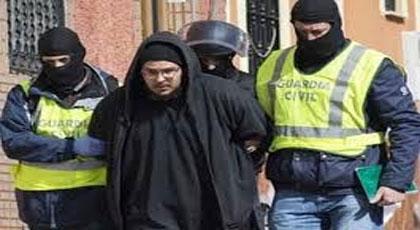 تفكيك خلية داعشية بإسبانيا من بين أفرادها مغاربة