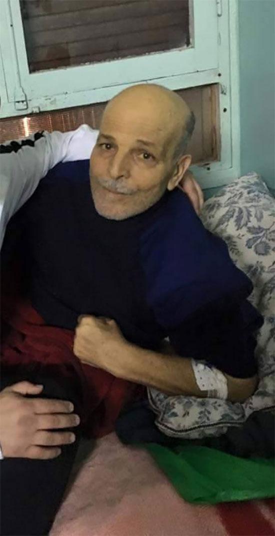 تعزية في وفاة حسين لمريجي المعروف ببودبزا