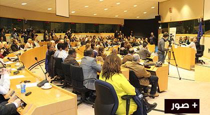 كشف القناع بالبرلمان الأوروبي عن ترهات البوليزاريو بخصوص إستغلال الثروات الطبيعية بالصحراء المغربية