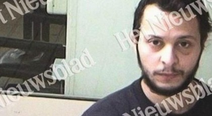 """أول صورة لصلاح عبدالسلام في سجن """"بروج"""" البلجيكي"""