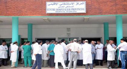 من المسؤول عن الكوارث الحاصلة بالمستشفى الحسني بالناظور ؟