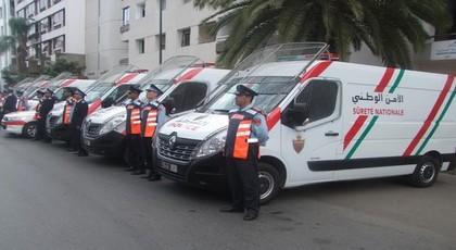 مجلس الشرق يقتني سيارات ودراجات لرجال الحموشي بمليار سنتيم