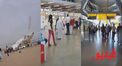 فيديو يرصد إستعدادات المهاجرين المغاربة