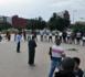 """نشطاء العروي يحتشدون ضمن لقاء مع منخرطي حملة """"بغينا طوبيس"""" للإعداد لمسيرة شعبية ضخمة نحو العمالة"""