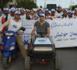 أنصار حوليش يقتحمون حي أولاد بوطيب وبويزارزان وتجاوب كبير من الساكنة مع مرشح حزب البام