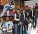 إسدال الستار على فعاليات  الدوري  الدولي المفتوح للتاكواندو بإجراء النزالات  النهائية و تتويج الفائزين