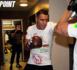 بورتري : أسامة لعرج نجم يشق طريق التميز في رياضة الكيك بوكس