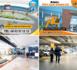 جديد بمدينتكم.. مول الناظور بحي المطار يوفر عدد من المحلات التجارية ومرافق بينها سينما ومطاعم