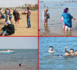 مع ارتفاع الحرارة.. عائلات وأطفال يلجؤون إلى شاطئ كورنيش الناظور هروبا من لسعات الشمس المحرقة