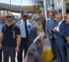 وفد برلماني يرافقه منتخبو الناظور يجري زيارة رسمية إلى معبر بني أنصار لتدارس إمكانية تسهيل عبور المغاربة