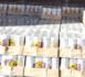 جمارك بني أنصار تضع يدها على 600 لتر من الحليب المهرب و 2000 قيننة ريدبول