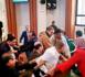 فضيحة بالفيديو.. اشتباكات عنيفة و سب وشتم بين مستشارين في مجلس عاصمة المغرب