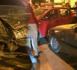 نقل سيدة وسائق طاكسي إلى المستشفى للعلاج إثر إصابتهما في اصطدام قوي وسط الناظور