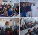بالصور..   لجنة مسجد حي عبد المومن بني انصار تظم حفلا دينيا بمناسبة اليوم الوطني للمساجد