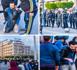 شاهدوا كيف فرق الأمن بالقوة وقفة تضامنية لنشطاء حراك الناظور مع ساكنة جرادة