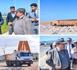 سعيد زارو يقود زيارة ميدانية لأوراش مارتشيكا بكورنيش الناظور ويكشف عن تاريخ افتتاح منتزه الطيور