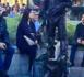 ظهور شبيه الزفزافي في العاصمة الاسبانية مدريد يثير فضول نشطاء فايسبوك