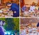 شاهدوا الرحموني يفتح باب منزله.. في رمضان قمت ببيع الحلويات وهكذا أقضي يومي بين العمل والعائلة