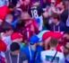 """بعد منعها رفع العلم """"الاسرائيلي"""".. الجماهير المغربية تخلق الحدث في مباراة البرتغال"""