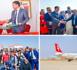 رسميا.. افتتاح الخط الجوي الرابط بين مطار العروي بالناظور والدار البيضاء بحضور ئيس الجهة