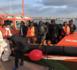 البحرية الاسبانية تنقذ 418 مهاجرا من الغرق قرب سواحل الناظور