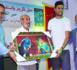 فعاليات جمعوية بفرخانة تقيم حفل استقبال وتكريم لحارس المنتخب المغربي