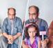 حالة إنسانية يرثى لها.. شاهدوا أسرة تعاني الفقر والجوع بعد توقف الأب عن العمل بسبب مرض مزمن