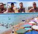 شاهدوا.. مواطنون معجبون بشاطئ أركمان وآخرون ممتعضون بسبب الفساد وسوء التنظيم