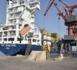 الخط التجاري لميناء بني أنصار يستقطب مستثمرين الجهة بعد نجاح إيصال أولى الحاويات