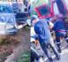 تصادم سيارتين بشكل عنيف على الطريق الساحلي يخلف إصابات بليغ وخسائر مادية جسيمة