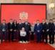 الملك محمد السادس يوشح الطالب الناظوري أسامة أكردوع الحاصل على جوائز دولية في تطوير المعلوميات