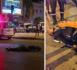 متشرد يفقد وعيه وسط مدينة الناظور بسبب مخدر السيليسيون