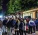 اسبان ومغاربة مقيمون يحتجون على الدعارة بمليلية