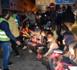 أزيد من 500 شخص دون مأوى بشوارع الناظور يستفيدون من أغطية ومواد غذائية