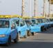 سائقو سيارات الأجرة يحتجون وسط الناظور بسبب تفشي النقل السري والحراكة والفوضى وغياب الأمن
