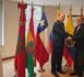 رئيس برلمان دول الأنديز يجدد في لقاء بعبد القادر سلامة دعمه لوحدة المغرب